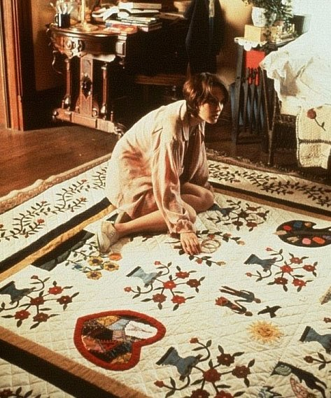 how to earn some sort of united states quilt