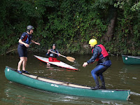 Frome Canoe Club Training