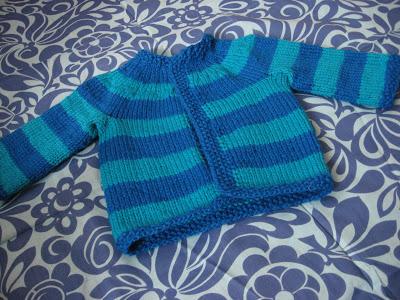 5cbe3e701 Dove Knits  Free pattern  Green Zebra baby sweater
