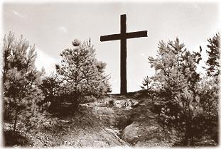 Pilgrim Scribblings I Believe In A Hill Called Mount Calvary