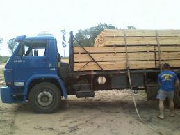Carga de Pinus Serrado