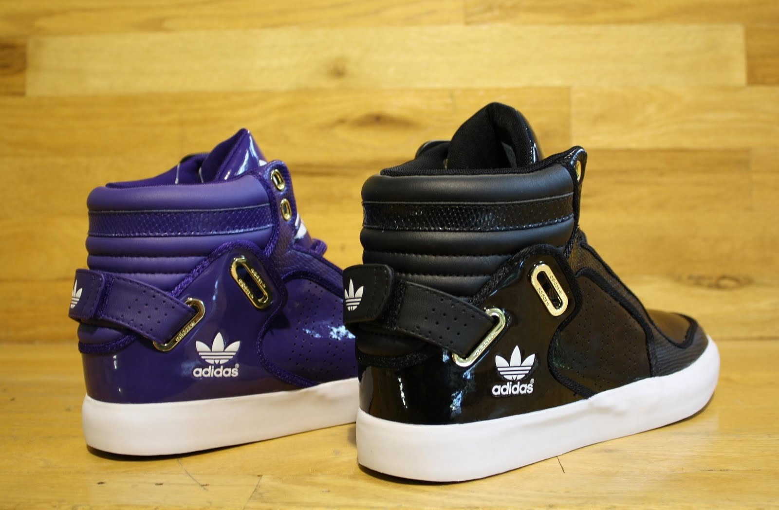 8d2566a0f37f Dr. Jays Stores  New Adidas Adi-Rise Patent leather Available In Dr ...
