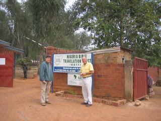 Helleman News: Nigerian Bible Translation Trust