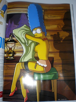 Walden wong art i got it for the articles - Marge simpson nud ...