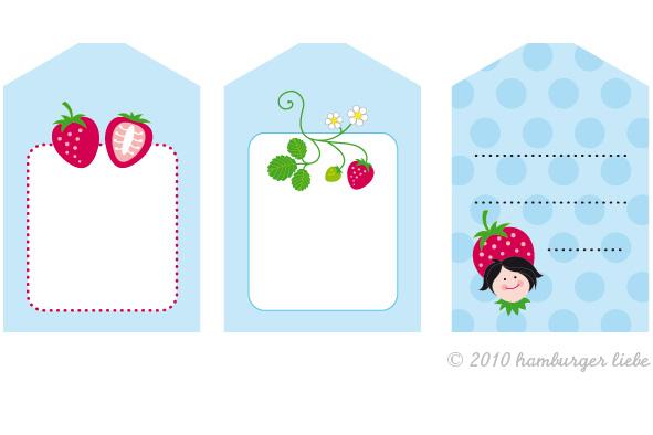 hamburger liebe freebee pimp your erdbeer marmelade. Black Bedroom Furniture Sets. Home Design Ideas