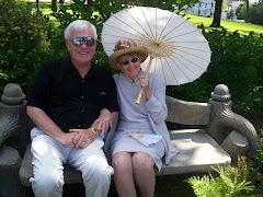 Paul Rux & Aunt Dorothy