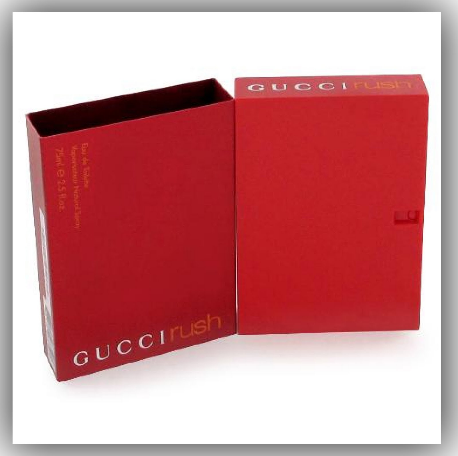 Gucci Red Perfume