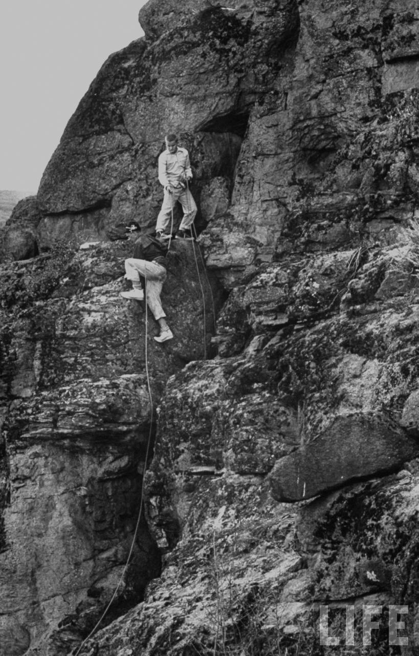 From the Archives: Yakima Climbing Youth - Archival ...