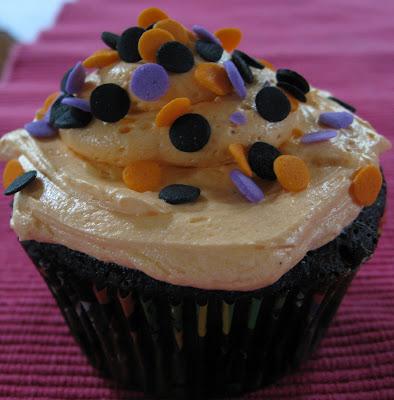 Gourmet Cupcake Calories