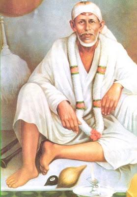 Sai Baba Of Shirdi - A Blog: Radhakrishna Mai coming to Sai
