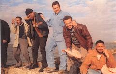 في رحلة إلى بحيرة قارون بالفيوم 2002