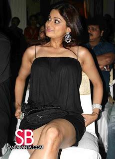 Shamita Shetty Without Panties 108
