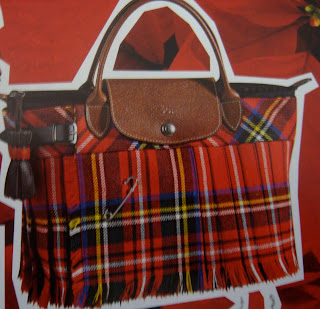 Longchamp Limited Edition Xmas Tote