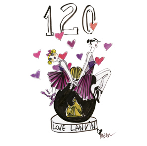 Lanvin's Limited Edition 120th Anniversary Totes