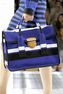 Milan Fashion Week: Prada Spring/Summer 2011 Bags