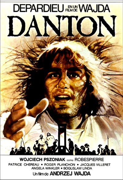 A critical analysis of the movie danton directed by andrzej wajda