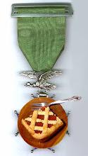 Pasta Frola de Honor  de la Orden Sotocornolla