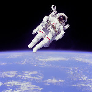How do Astronauts communicate