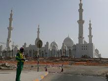 Sheikh Zayeed's Mosque
