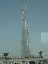 The World's Tallest Building- Burj Dubai