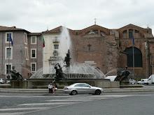 St Mary's Bassilica - Piazza De Republica
