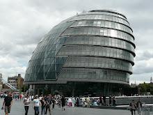 London - modern architecture