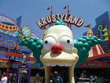Krustyland at Universal Studios