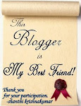 Blogger Participation Award