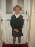 Top Ender on 1st Day at School 2009