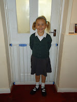 Top Ender on 1st Day at School 2010