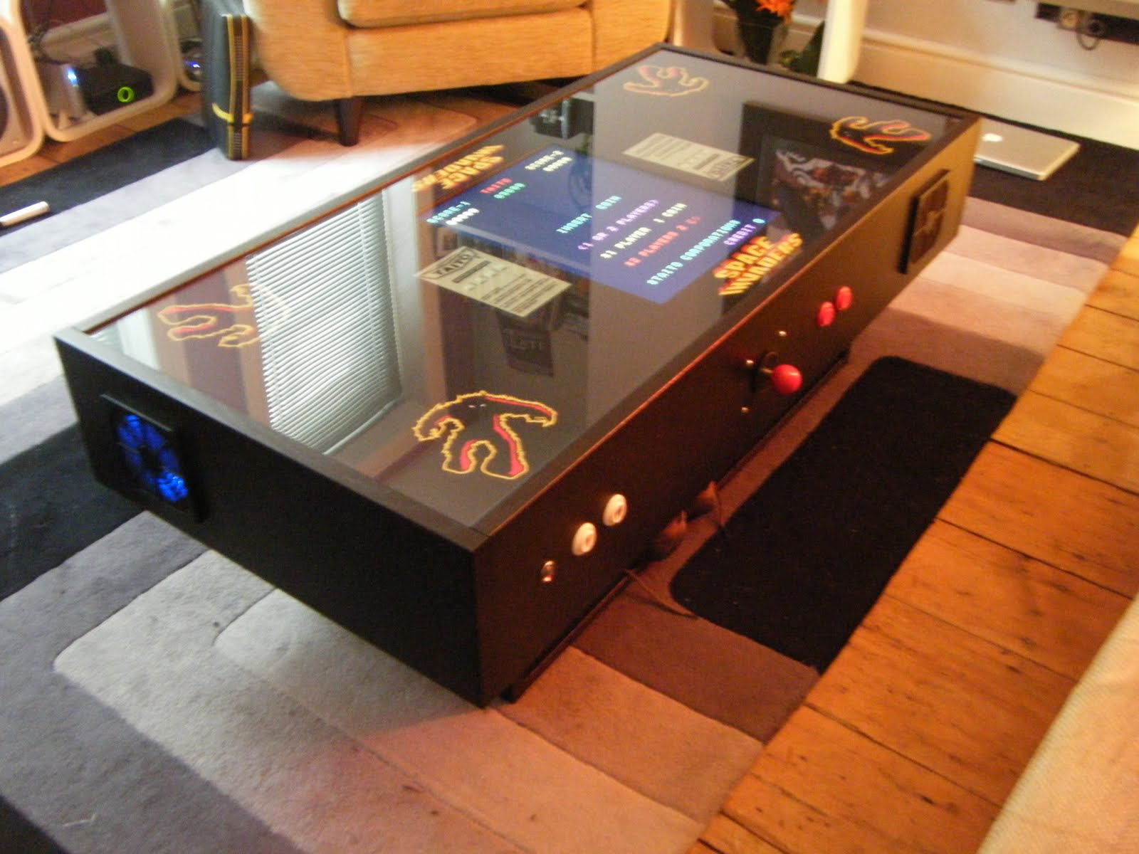 the mathmos: MAME OVER Arcade project