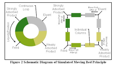 CHEMICAL ENGINEERING SIMULATION: Role of SMB Chromatography Process