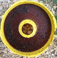 Κίτρινες παγίδες για επιβλαβή έντομα