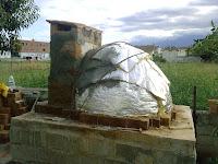 Φτιάχνω παροδοσιακό ξυλόφουρνο