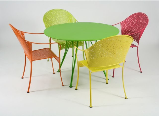 Stylish And Practical Contemporary Furniture For Every: The Designer Insider: Fermob: Beautiful And Practical