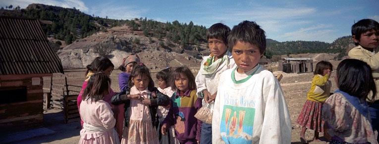 """Tarahumara Children"" Click for larger view"