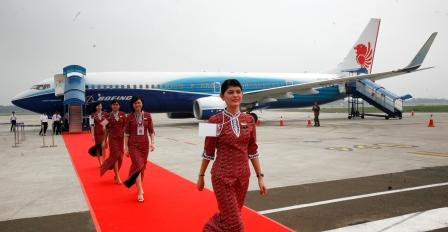 1st Boeing 737-900ER