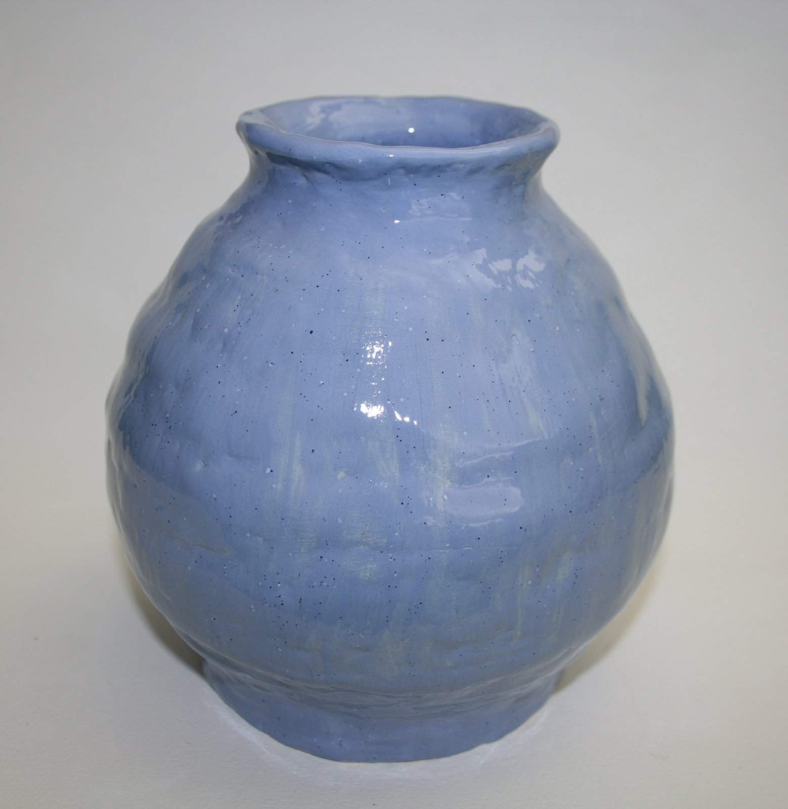 BHS Art Gallery: Ceramics - Coil Pots