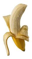 Fiber pisang amat kasar