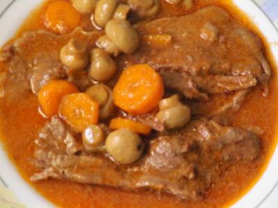 Las recetas de prado filetes de ternera en salsa con - Filetes de ternera en salsa de cebolla ...