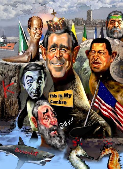 sobre la cumbre de presidentes en Mar del Plata