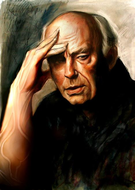 Eduardo Galeano y sus venas