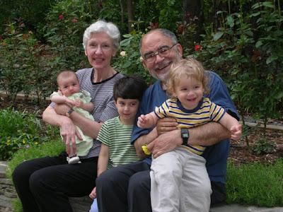Relaciones Familiares: El Papel de los Abuelos