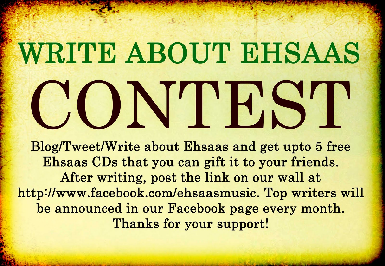 Ehsaas - Contemporary Indian Gospel Band