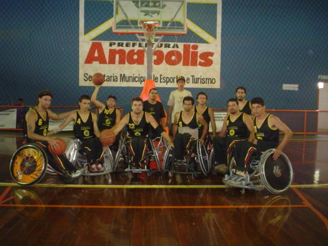 Campeonato Brasileiro 2004 - Anápolis-GO