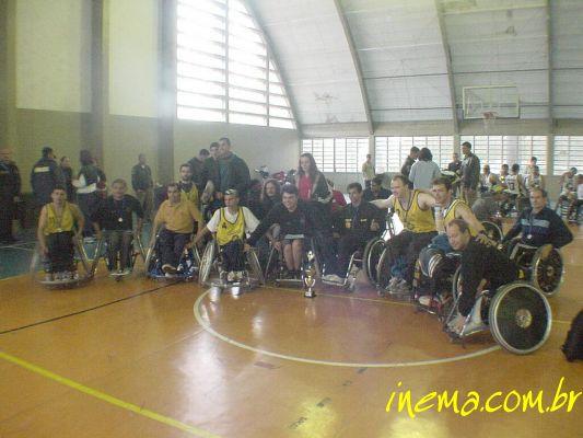 Ia. Edição do Torneio Sulbrasileiro - ESEF UFRGS 2003