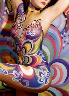 Cool Body Paint - Body Art Painting Gallery