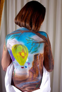 Body Art Painting Gallery