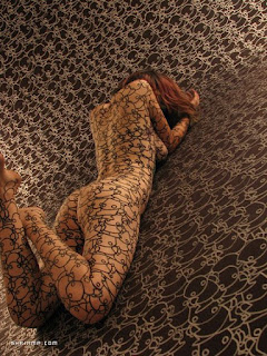Body Paint Pictures - Body Art Painting Gallery