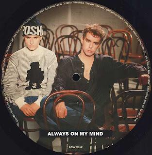 Pet Shop Boys - Always On My Mind [Shep Pettibone Mixes]